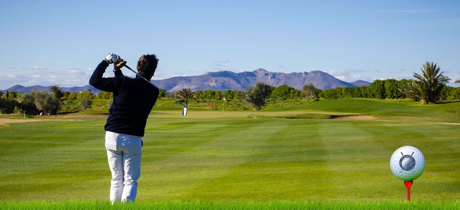 17++ Stage golf etranger viral