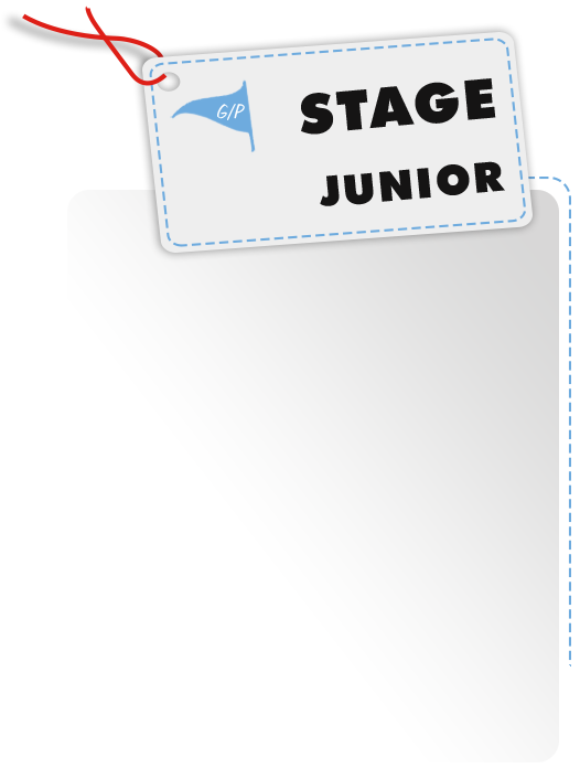 Stage Golf Junior